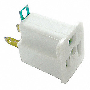 Power First Adapter White Connector Type 5 15r Plug