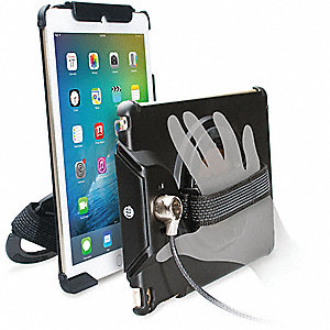 iPad Air Anti-Theft Case w/Grip Stand