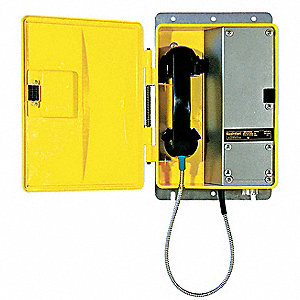 Hazardous Area Telephone,Armored Cord