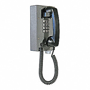 Hazardous Area Telephone, Curly Cord