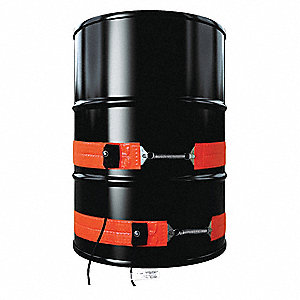 Drum Heater, 240V, 30 gal. Drum Capacity