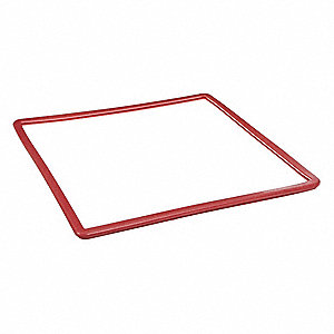 "Gasket,Silicone,16-5/16"" L"