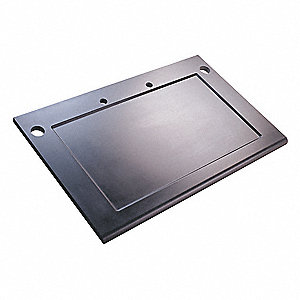 "Dished Work Surface,  1-1/4"" Height,  36"" Length,  48"" Width,  For Use With Fume Hoods"
