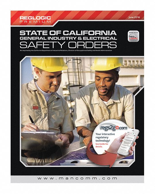 Book/Booklet,  General Safety Training,  English