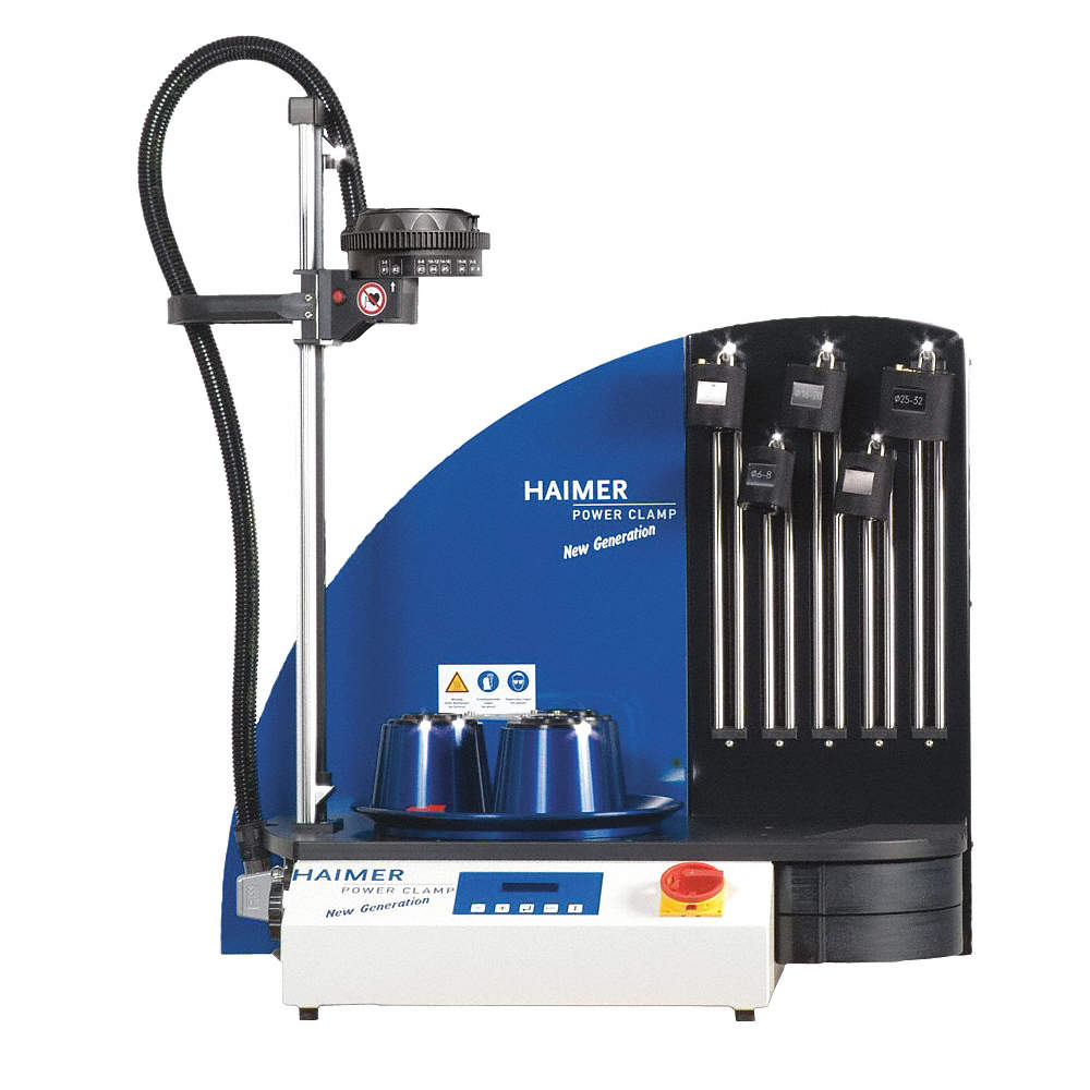 Haimer 77.5//8Z0.3//16Z Shrink Extension from 5//8 to 3//16 Diameter Without Set Screw Telescope
