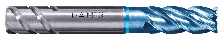 Haimer F1004NNL5//16ZR.015AA Power Radius End Mill 4 Flutes 5//16