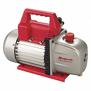 Pump,1/3 HP,35 Microns End Vac.