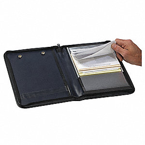 Document Holder,Window Dash Mount,Black