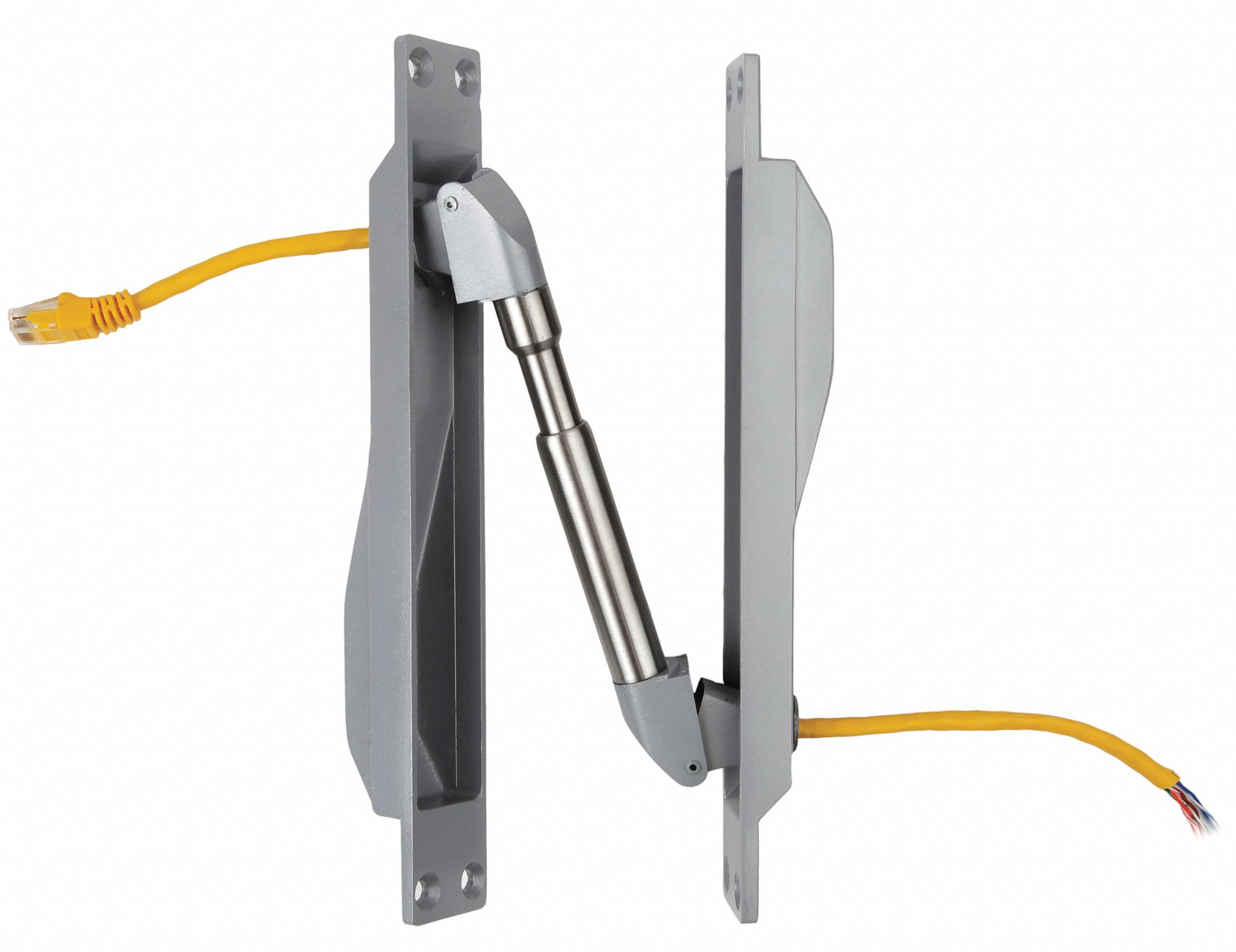 Power Transfer,  Electrified Locks For Use With