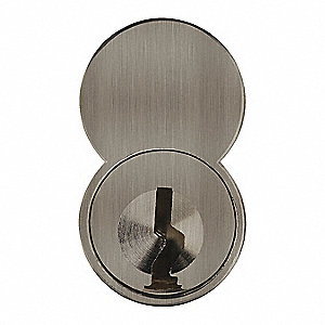Interchangeable Core,Oil Rubbed Bronze