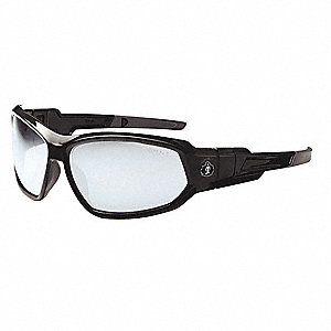 SKULLERZ Anti-Fog, Scratch-Resistant Safety Glasses, Indoor/Outdoor Lens Color