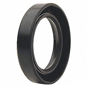 Shaft Seal,25 x 35 x 7mm,Fluoro Rubber