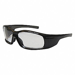 Briggs Anti-Fog Safety Glasses, Clear Lens Color