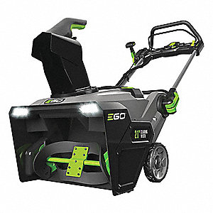 "Snow Blower,21"",56V,5Ah Battery,Charger"