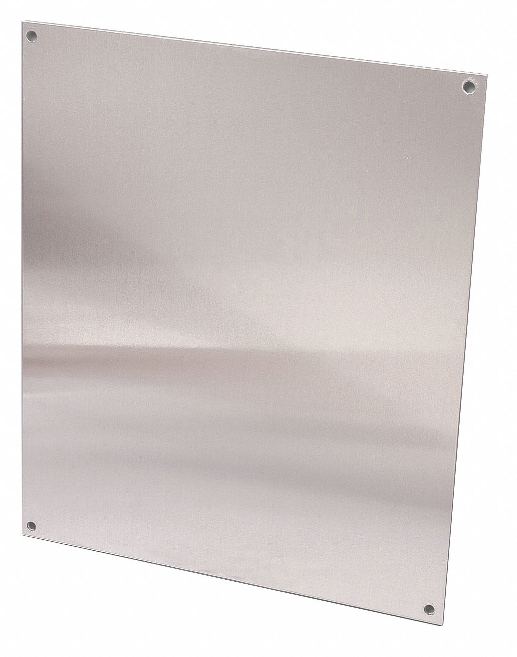 Back Panel, Aluminum, Smooth Finish, For Use With: Any Enclosure, 1 EA