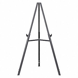 "Display Easel,35-39/64"" H,31-29/32"" W"