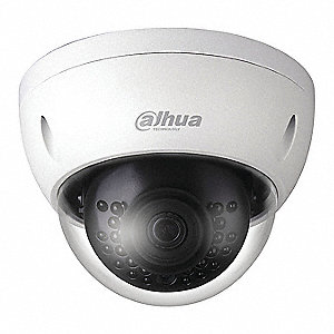 IP Camera, 1080p, Color, Dome