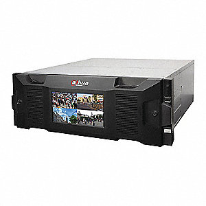 Network Recorder,256 IP Inputs,24 TB
