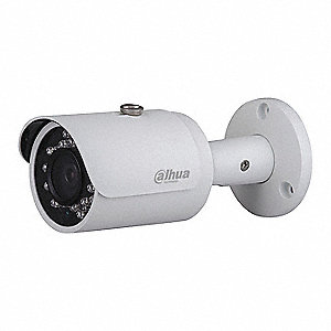 Camera,Type HD-CVI,Fixed Lens,12VDC