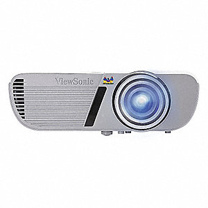 Multimedia Projector, 1280 x 800 Resolution, 16:10 Aspect Ratio