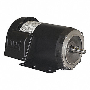 General Purpose Motor,3 HP,56C Frame