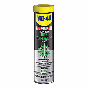 Specialist® Green Lithium Complex High Temperature Grease, 14 oz., NLGI Grade: 2