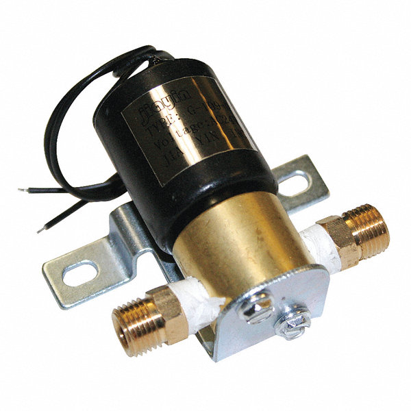 Bestair pro solenoid with bracket for use with 24v for Furnace brook motors inventory