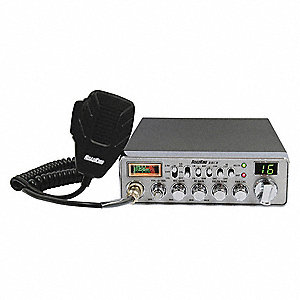 CB Radio,4-Pin Connector,40 Channels,4W