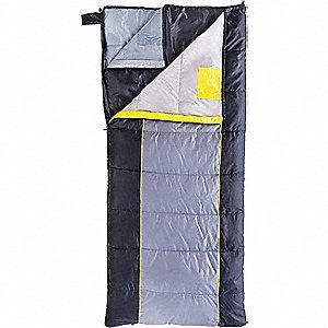 Sleeping Bag 0 F Temp Rating 19 Stuffsack Length 12