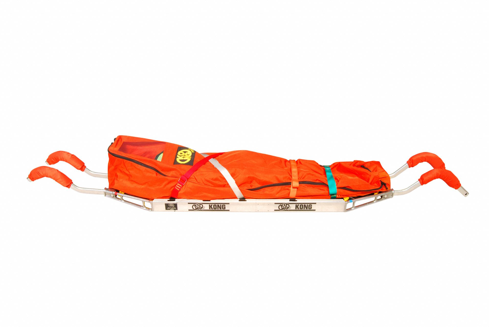 Basket Stretcher,Orange,Weight Cap.900lb