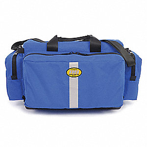 "Trauma Bag, Blue, 22"" L"