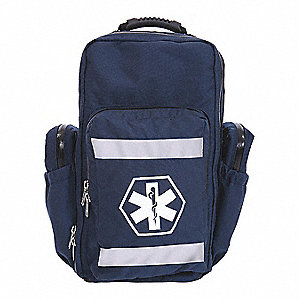 "Backpack,Navy,11"" L"