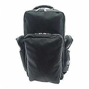 "Backpack, Black, 11"" L"