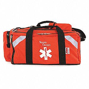 Trauma/Oxygen Bag,Orange,24