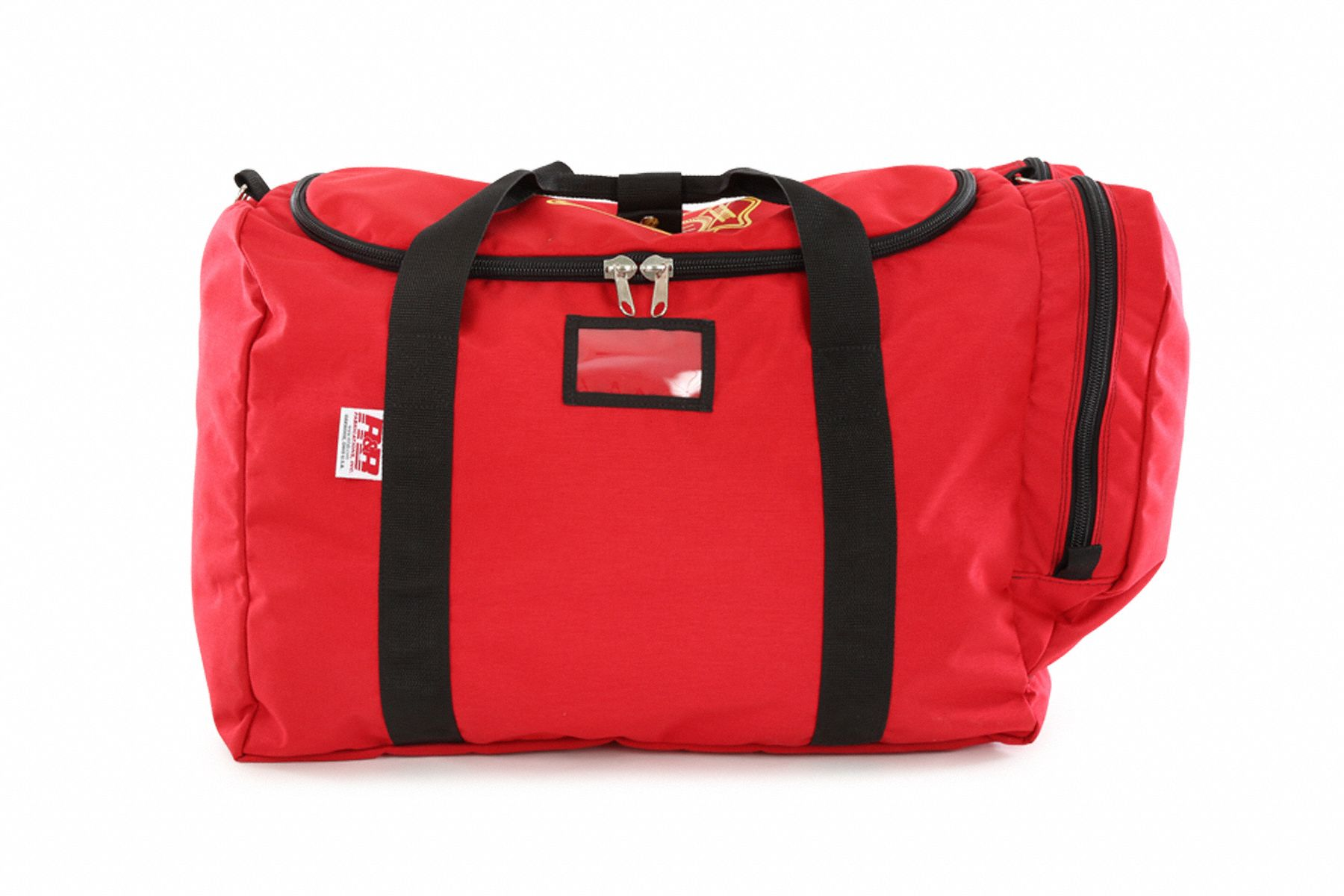 "Gear Bag,Red,26"" L"