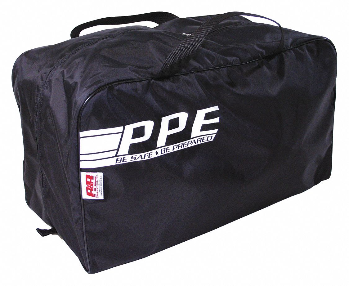 Storage Bag,  24 in Length,  12 in Width,  13 in Height,  Zipper Closure Type