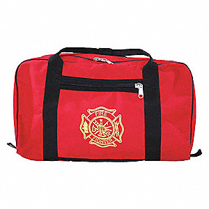 "Gear Bag, Red, 30"" L"