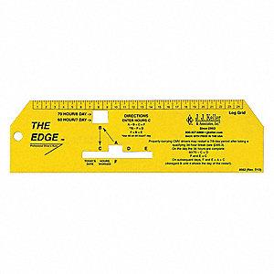 Log Book Ruler, 2
