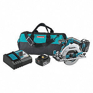 "6-1/2"" LXT Cordless Circular Saw, 18.0 Voltage, 5000 No Load RPM, Battery Included"