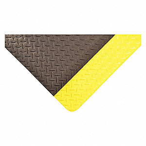 Antifatigue Mat, 3 ft. x 2 ft., 1 EA