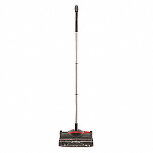 Mechanical Sweeper,Cleaning Path 10-1/2""