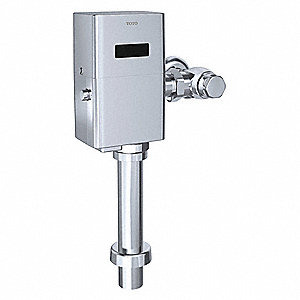 "1.0 gpf Single Flush Urinal Automatic Flush Valve, 3/4"" Inlet Size, 7-1/4"" Rough-In"