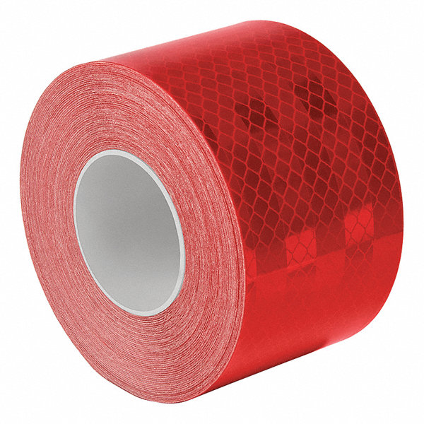 3m Reflective Tape Polyester 30 Ft L 53cu24 983 72