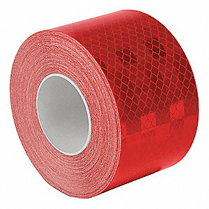 3M Reflective Tape 2 Width 30 Ft Length Emergency Vehicle Roll