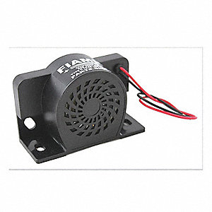 "Back Up Alarm,97dB,2-3/4"" H"