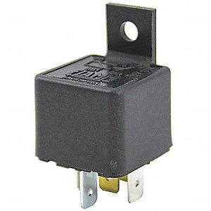 "Air Horn Relay,Electric,1"" L"
