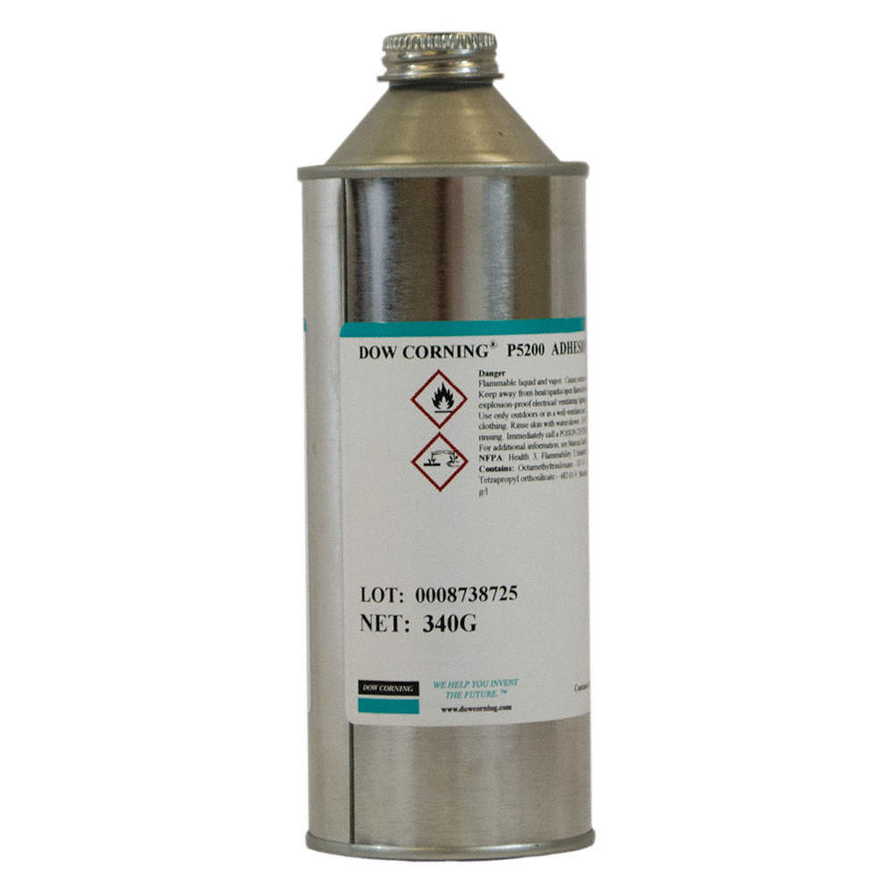 Accelerator, For Use on Adhesive Type : Sealants, Can, 12 00 oz