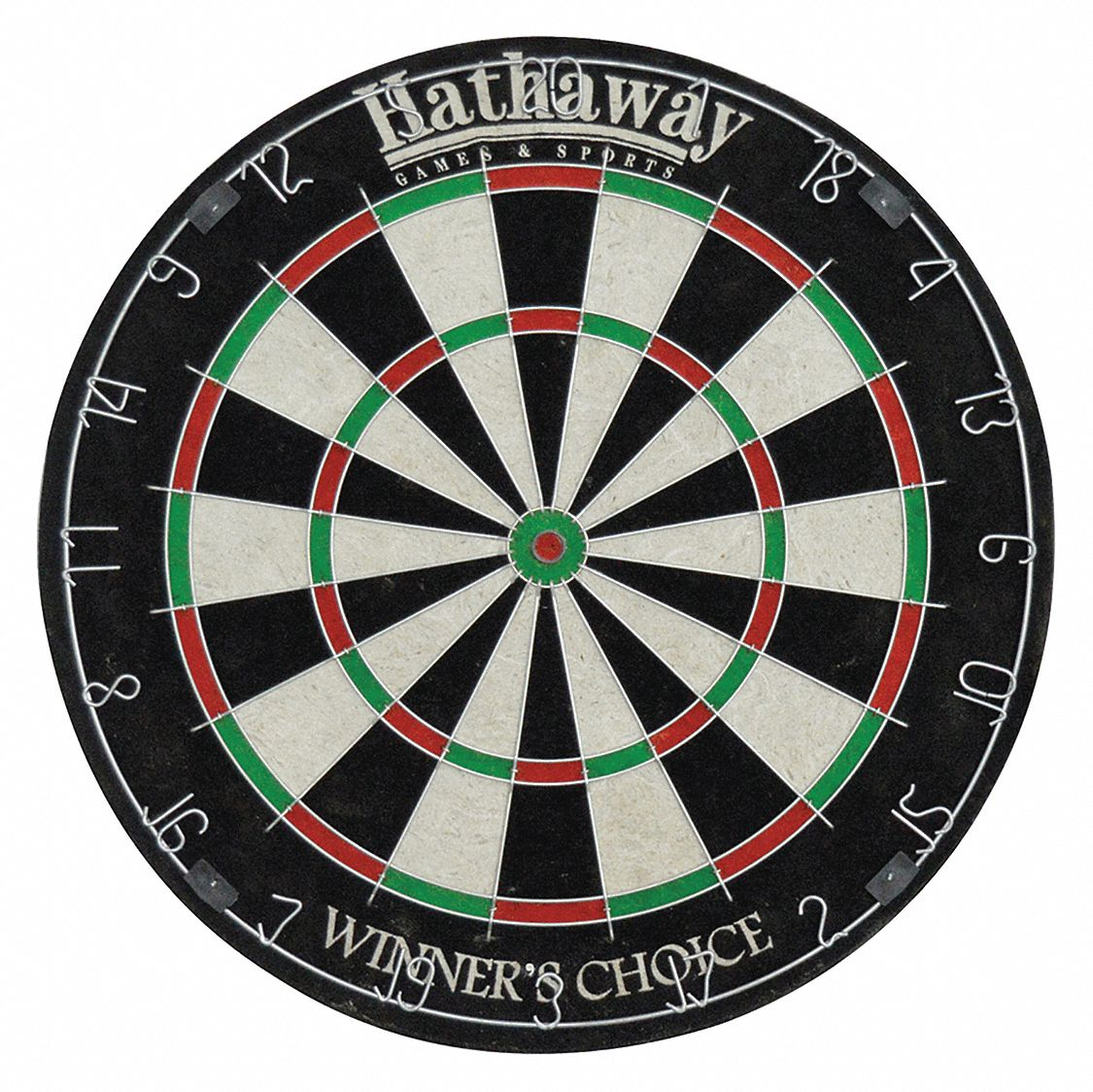 Sisal Dartboard, Black