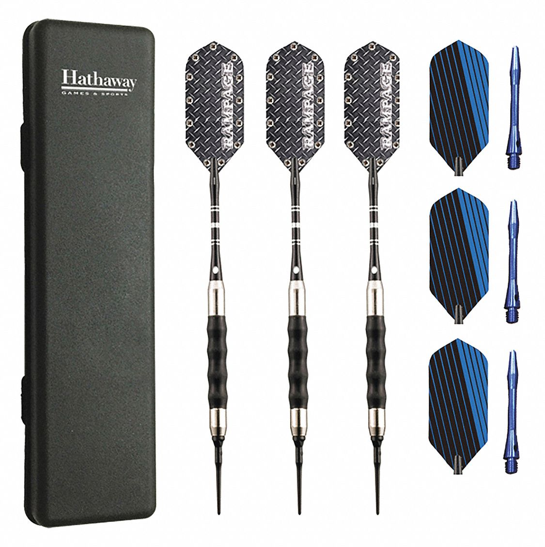 Tip Darts; For Use With Electronic Dartboards