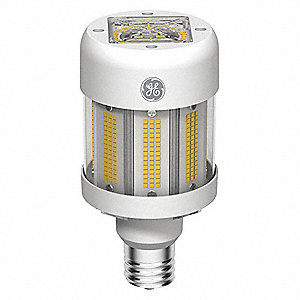 60 Watts LED Lamp, Cylindrical, Mogul Screw (EX39), 8800 Lumens, 5000K Bulb  Color Temp , 1 EA